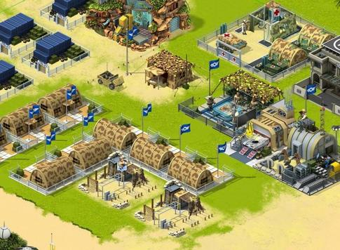 Game Strategi Perang Warzone