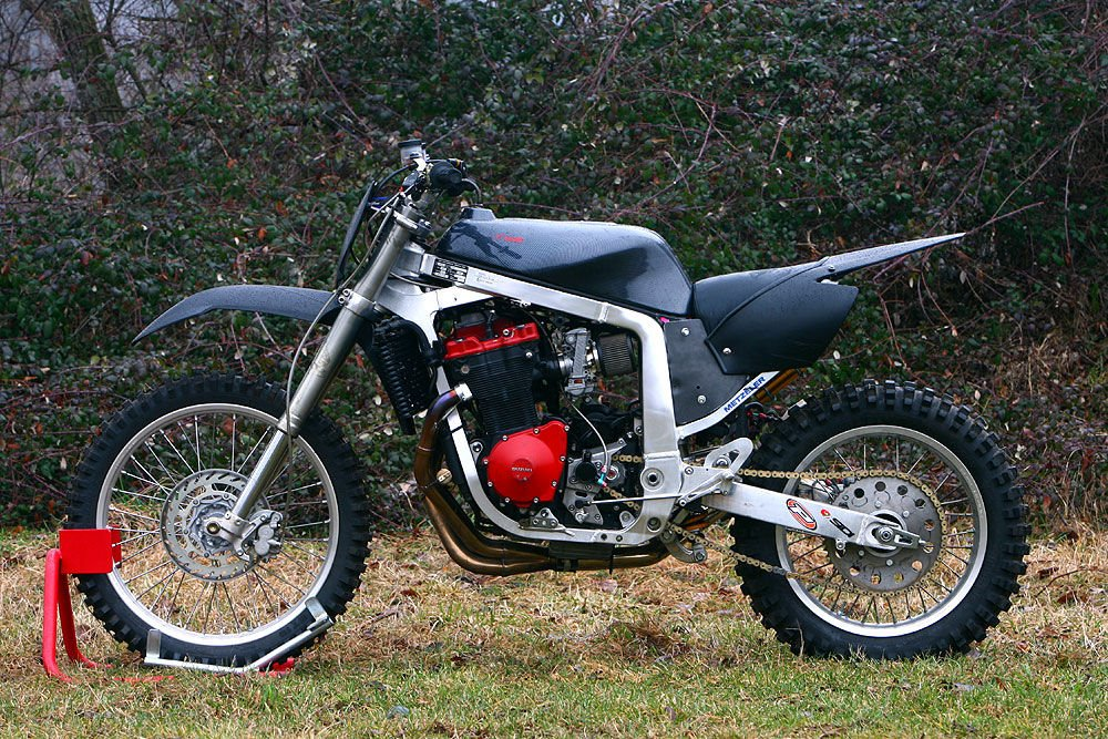 Мотоциклы эндуро своими руками 92