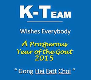 K-TEAM CHINESE NEW YEAR GREETING