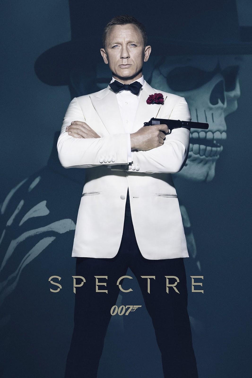 007: Contra Spectre – Dublado (2015)