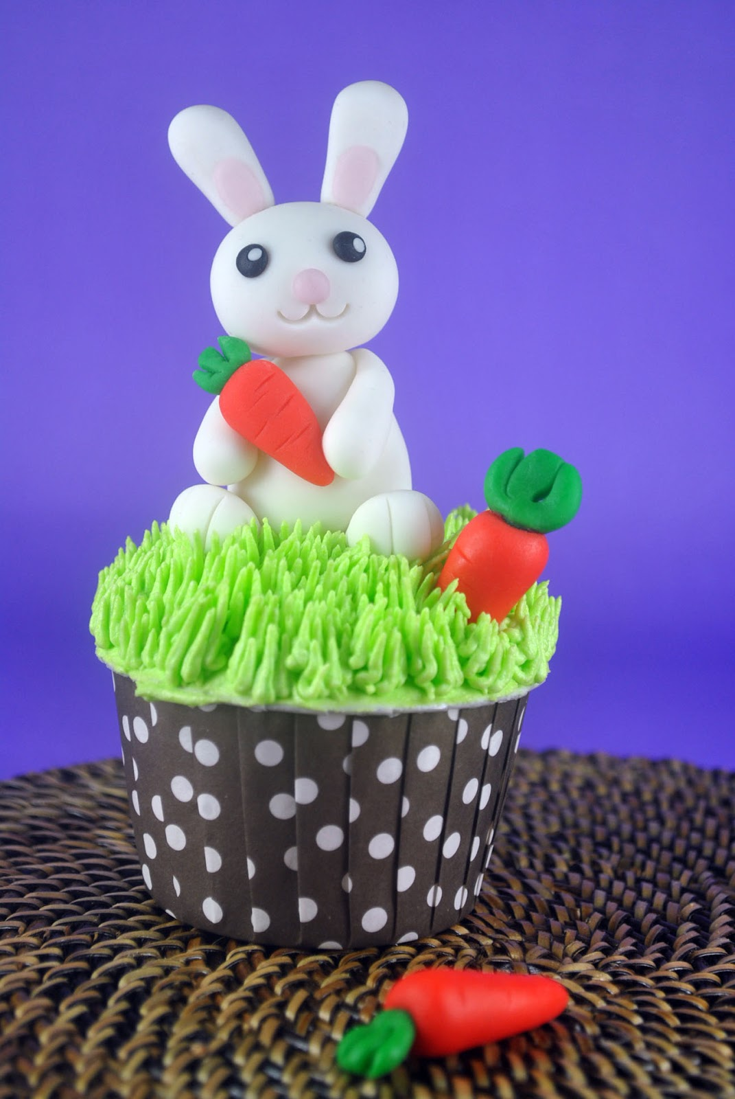 How To Make A Fondant Bunny