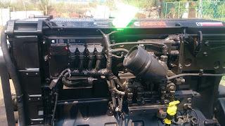 Cummins 500 KVA generator fuel consumption, Cummins 500 KVA generator size
