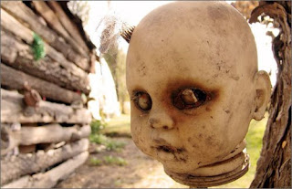 Island of the Dead Dolls - Mexico