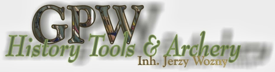 GPW - History Tools & Archery