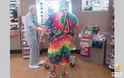 Funny people in walmart