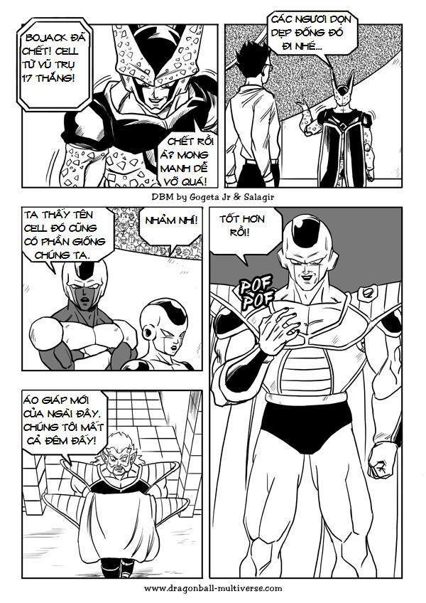 Dragonball New Age Chapter 28 - Trang 22