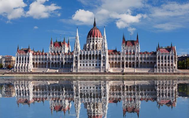 Budapest voyage