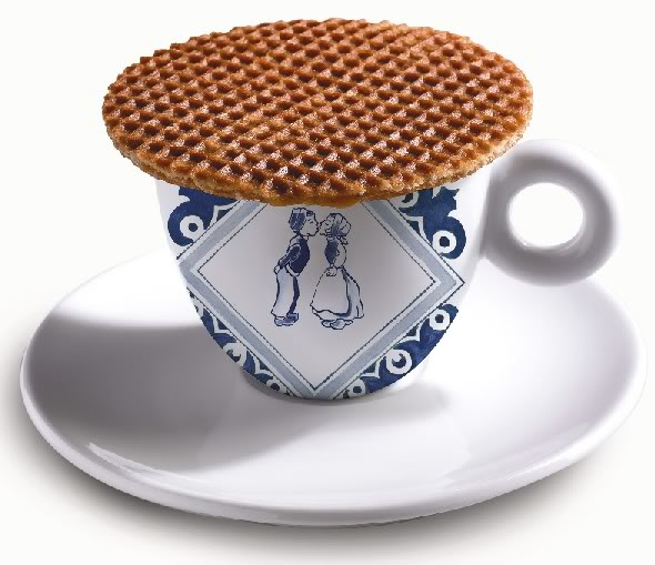 American Homestead: Neat to Eat ~ Stroopwafels