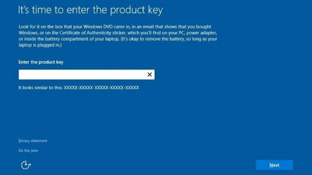 Cara memperbaiki masalah Aktivasi Windows 10