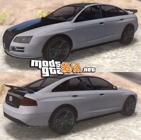 SA - Obey Tailgater do GTA V
