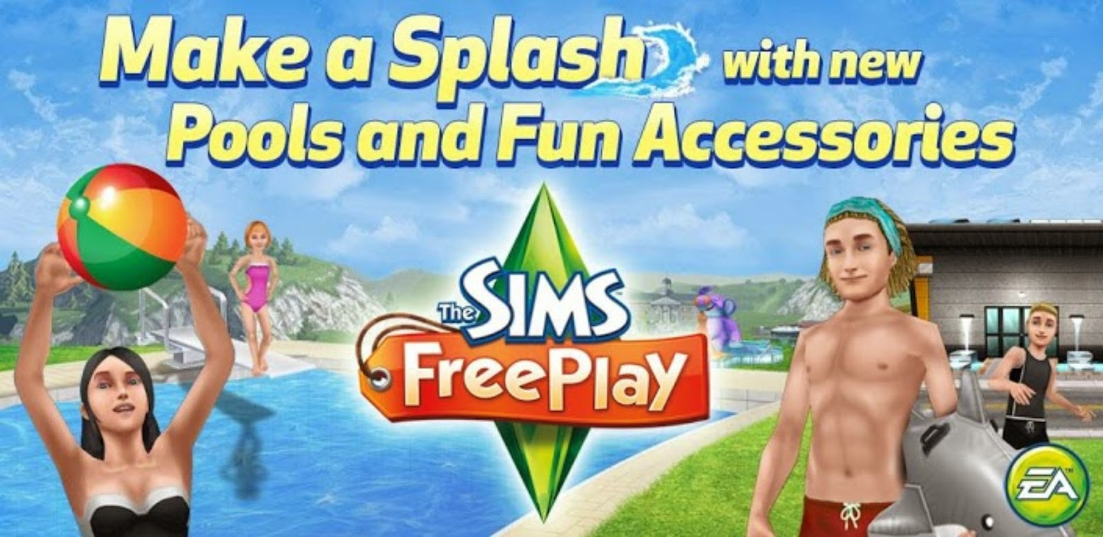 The Sims FreePlay Apk  Data Android