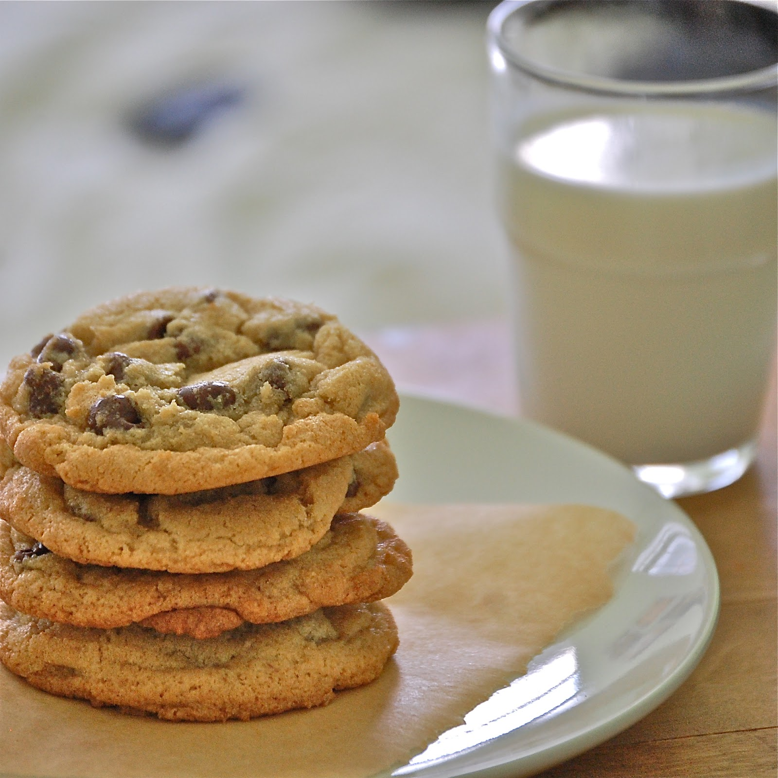 Quest for Delish: Ultimate Chocolate Chip Cookies