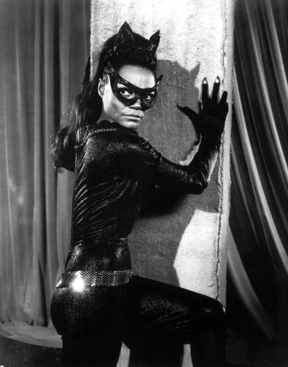 Catwoman Eartha Kitt Julie Newmar Newspark: Which Catwom...