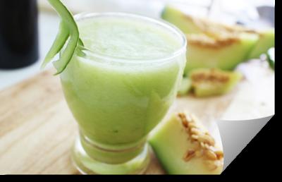 Cara Membuat Jus Melon Terenak di Dunia