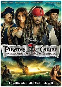 Piratas do Caribe 4 Navegando em Águas Misteriosas Torrent Dual Áudio