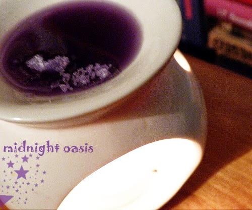 oaza o północy yankee candle