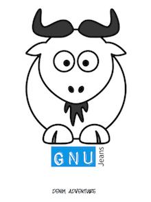 GNU Jeans