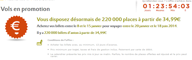 Vueling offre low cost