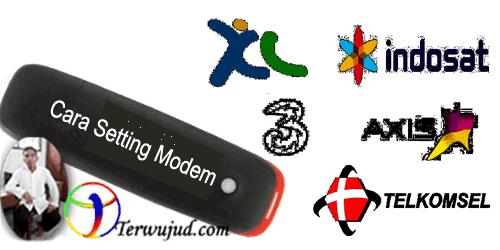 Setting Modem