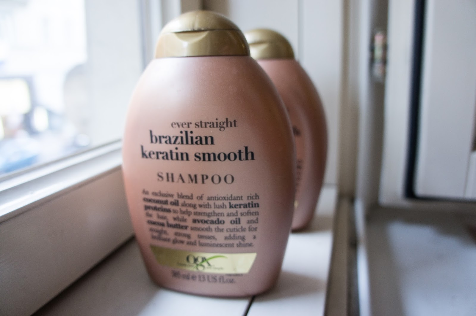 ogx brazilian keratin smooth shampoo conditioner. Black Bedroom Furniture Sets. Home Design Ideas