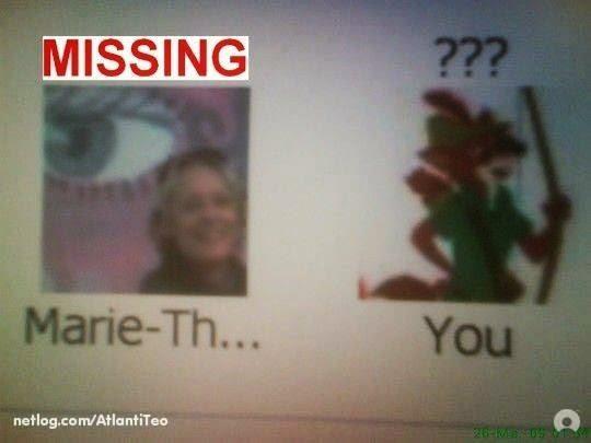 Data nascita di Maria Teresa 17 aprile - Missing/scomparsa a marzo 2009