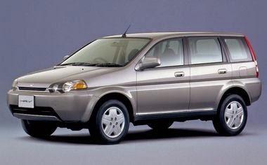 the ultimate car guide car profiles honda hr v 2000 2003. Black Bedroom Furniture Sets. Home Design Ideas