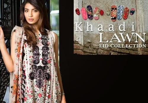 Khaadi Eid Dresses