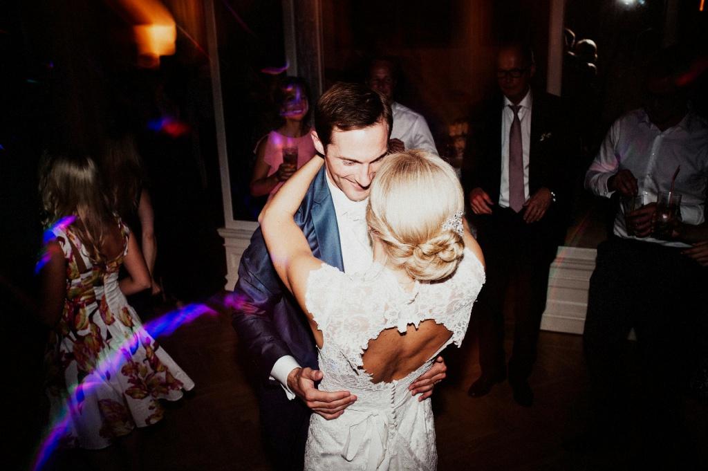 Bröllopsdans på Bergalid