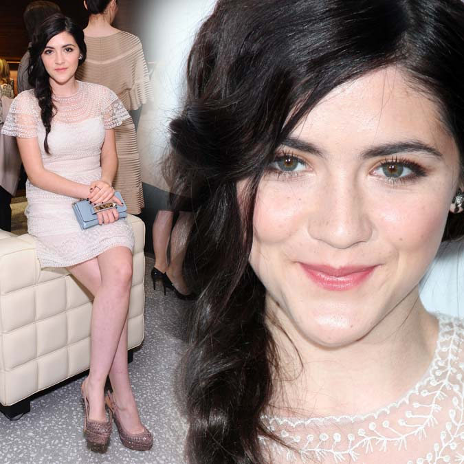 Isabelle Fuhrman - Picture Colection