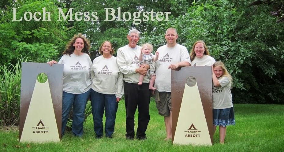 Loch Mess Blogster