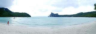 (Thailand) - Dalam beach