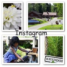 Nu finns jag även på Instagram