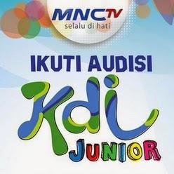 Cara Daftar KDI Junior