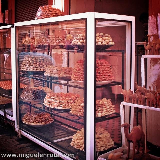 Pastas-dulces-Marruecos