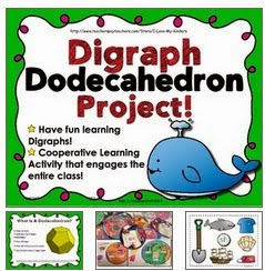 http://www.teacherspayteachers.com/Product/Digraph-Dodecahedron-Cooperative-Learning-Project-1604146