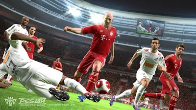 Download PES 2014                  for Android Apk Screenshot #3