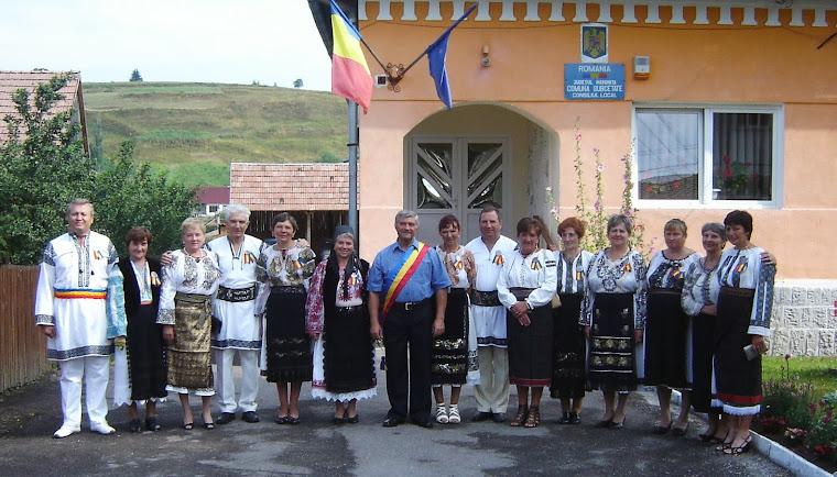 11 august 2013 - Intâlnirea fiilor satului cu vârsta de 50 de ani