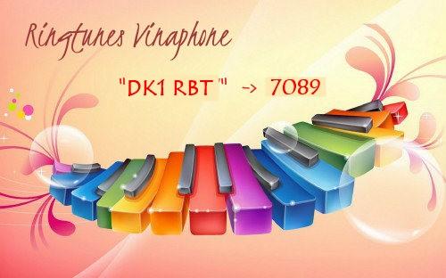 Đăng ký cài đặt dịch vụ nhạc chờ Vinaphone - Ringtunes