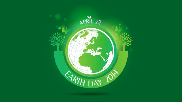 Día De La Tierra 2014 (Ciudades Verdes)