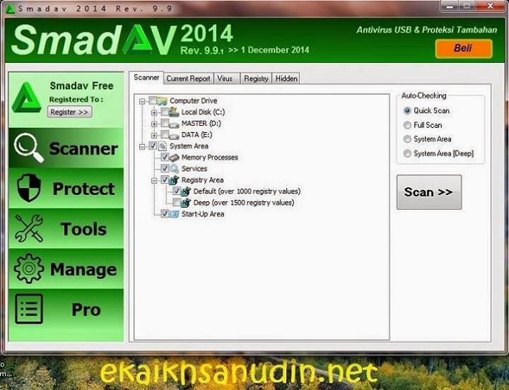 UPDATE SMADAV TERBARU REV. 9.9.1