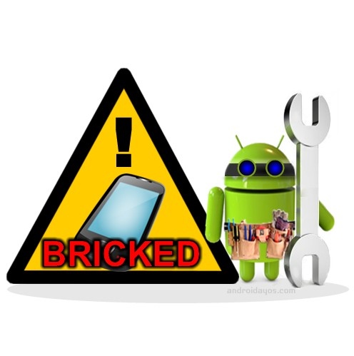 how to fix softbrick android