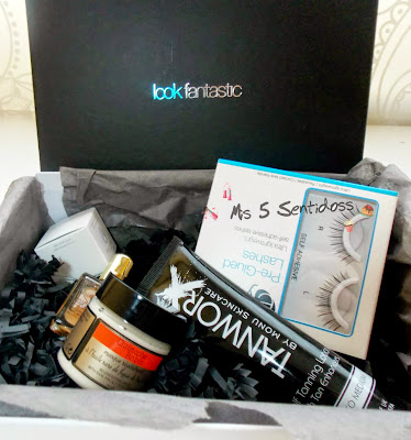 Beauty Box de Lookfantastic