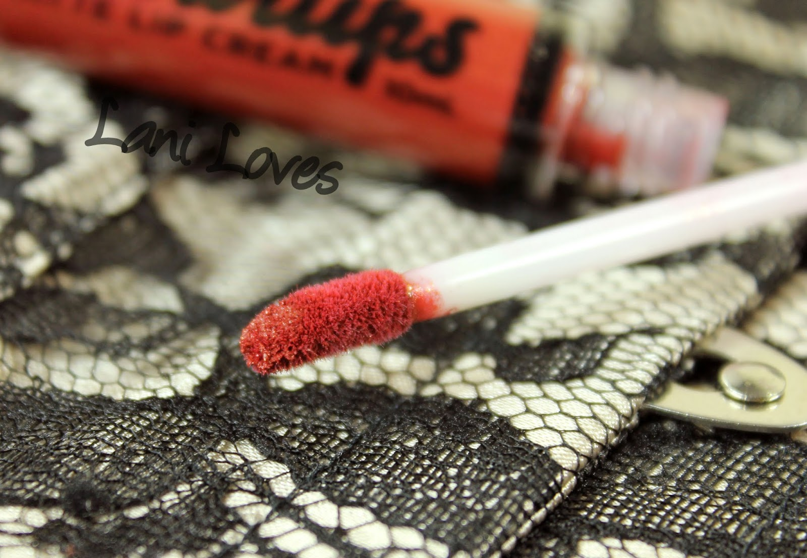 Australis Velourlips - Grandmaster Pash Swatches & Review