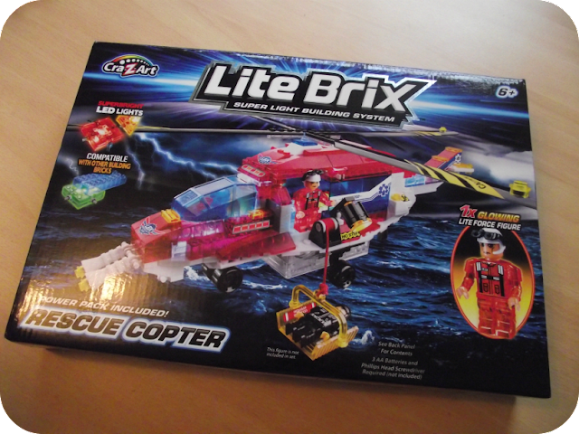 Lite Brix Box