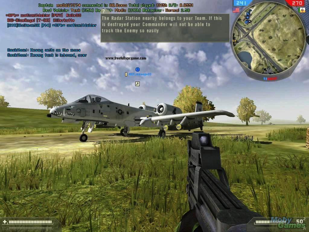 battlefield 2 free download full version for pc