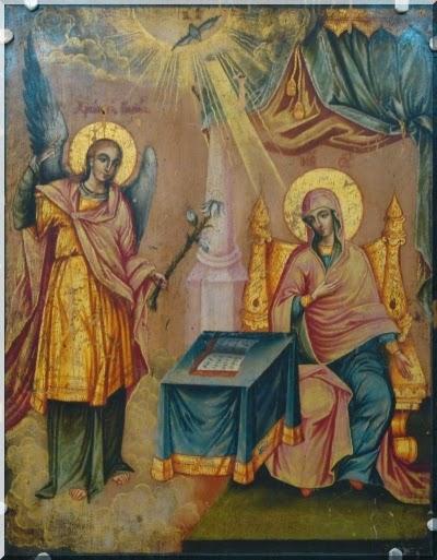 Annunciation, Bunavestire