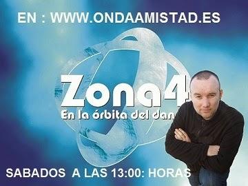 "PROGRAMA:""ZONA 4""(LA MEJOR MUSICA DANCE)"