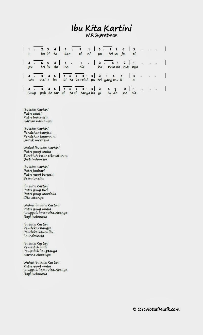 Lagu Lagu Daerah Indonesia Dan Penciptanya | newhairstylesformen2014