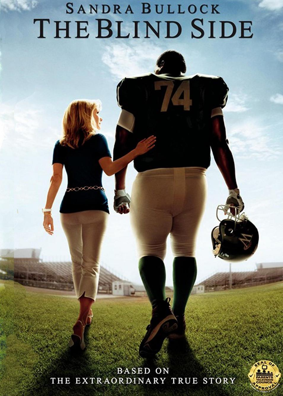 comparison of the blind side movie vs book In fact, after the blind side was released in september 2006, nfl teams went on a four-year tackle binge, drafting 19 first-round tackles compared to just three centers and two guards.