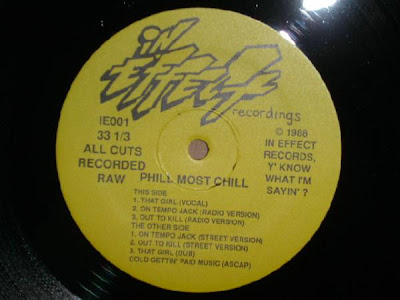 Phill Most Chill ‎– On Tempo Jack (1988, VLS, 256 KB/S)